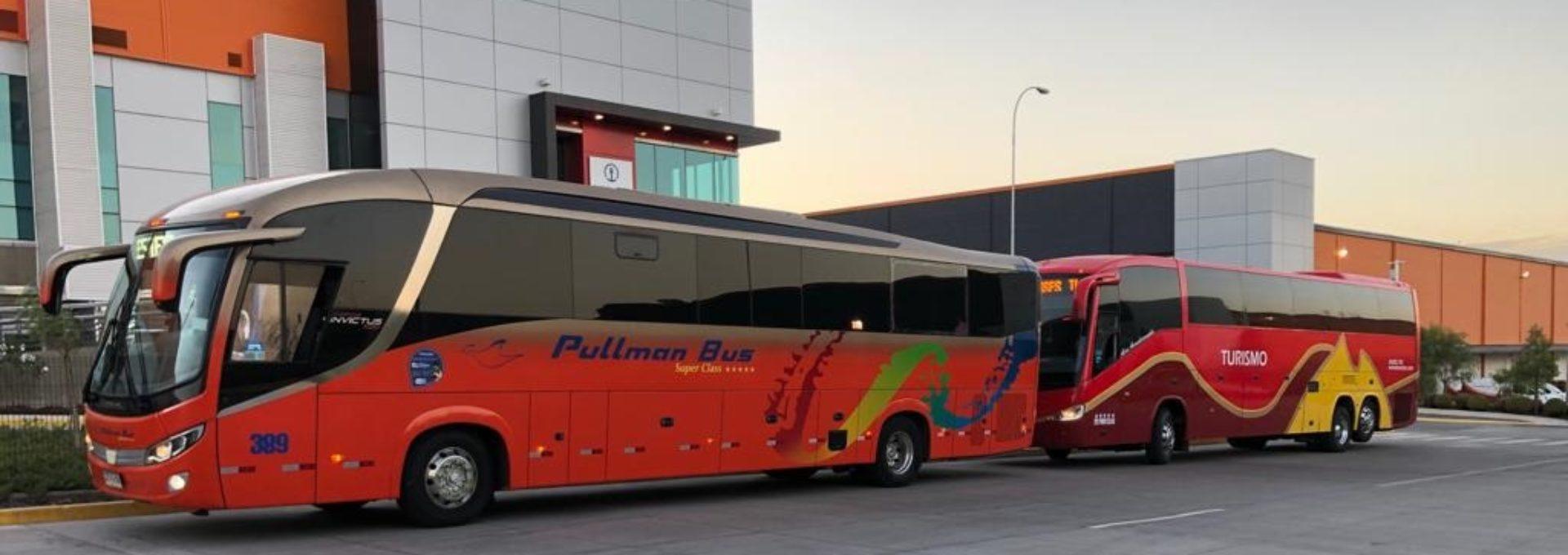 Transporte privado de Pasajeros